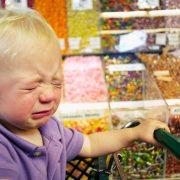 Child Sulking