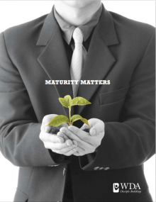 maturity matters cover