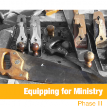 Equipping for Ministry: Phase III