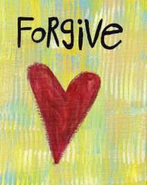 forgive painting