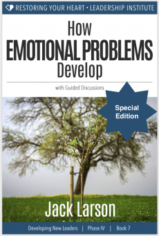 How Emotional Problems Develop Special Edition 2019