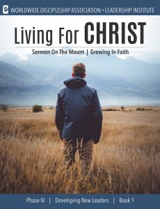 Living for Christ Sermon on the Mount